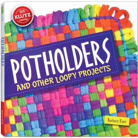 - Potholders And Other Loopy Projects Book Kit-