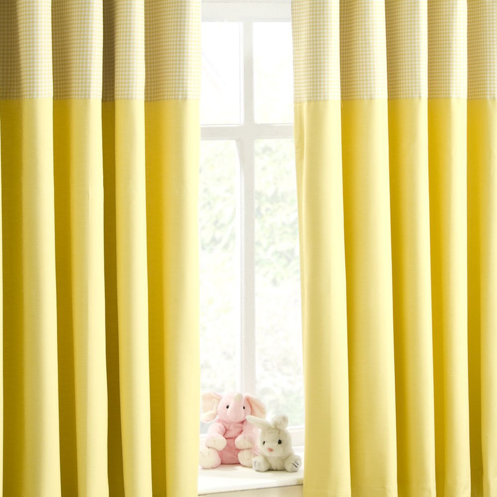 Lemon Baby Curtains Www Stkittsvilla Com