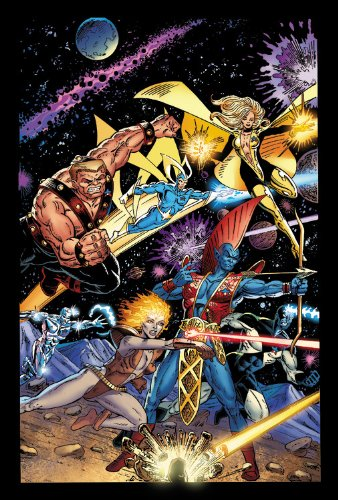 Books : Guardians of the Galaxy by Jim Valentino Omnibus (Guardians of the Galaxy Omnibus)