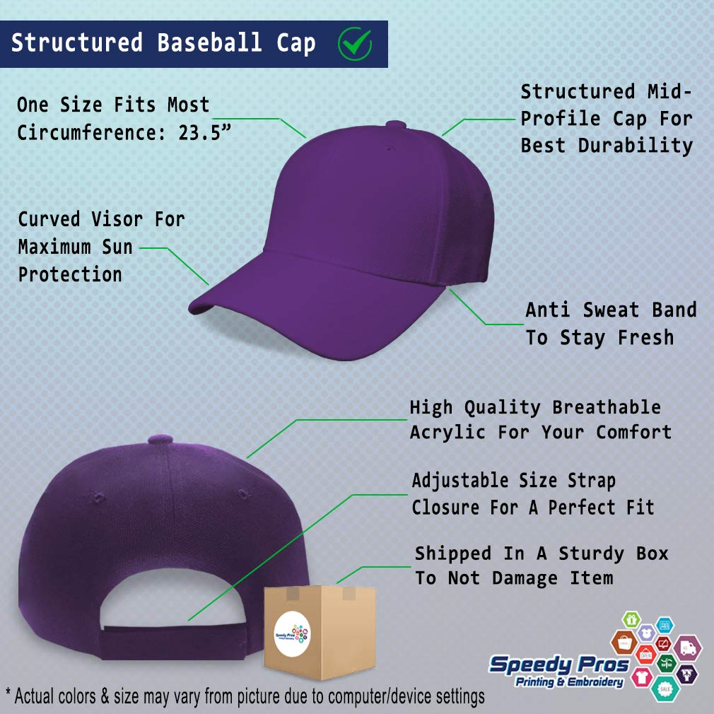 Custom Baseball Cap Dragon Style B Embroidery Acrylic Dad Hats for Men /& Women