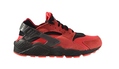 release date b7845 604c1 Image Unavailable. Image not available for. Colour  Nike Air Huarache QS  Love Hate Pack Men  s Shoes University Red Black