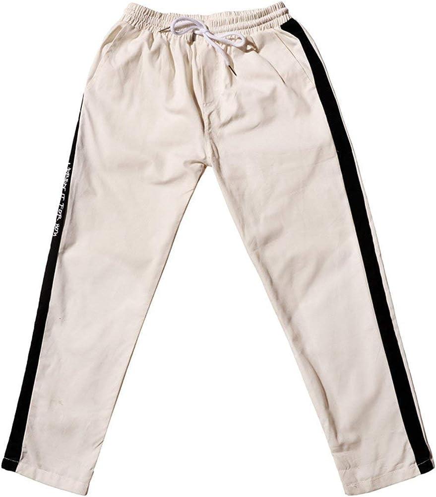 Lannister Fashion Pantalones Casuales Sueltos De Los Hombres De De ...