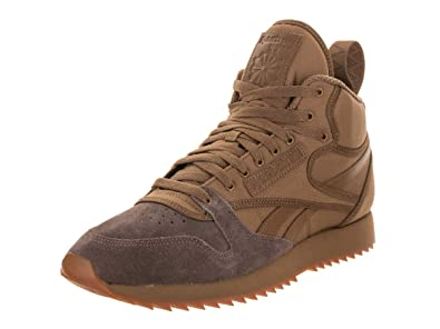 fd055c6badd Reebok Men s Classic Leather Mid Ripple TB Casual Shoe  Amazon.co.uk  Shoes    Bags