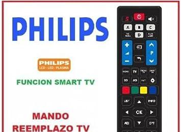 Mando a Distancia Television TV Televisor Philips Fabricados del ...