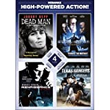 High Powered Action: Dead Man / Equilibrium / Renaissance / Texas Rangers