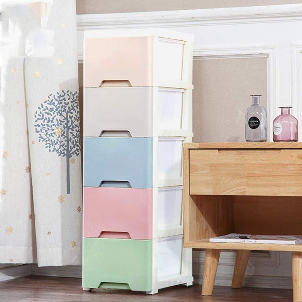 Piccola Gabbia di laminazione di plastica con cassetti,White TIANHUA Armadietti cassetti e armadietti 7.1 Pollici armadietti della Cucina
