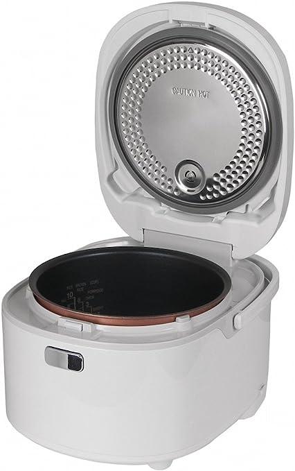 180 KIC inducción multifunción cocina / cocina de arroz / vapor con la función Mantener caliente / Timer / pistola de aire / antiadherente de acero de titanio de cerámica anti 3D