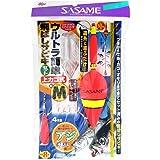 ささめ針(SASAME) ウルトラ簡単飛ばしサビキ(上カゴ式) M S-553