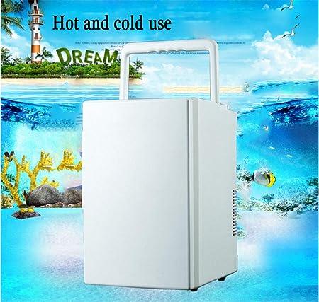 Refrigerador BAJO CONSUMO Portátil Fría Caliente Temperatura ...