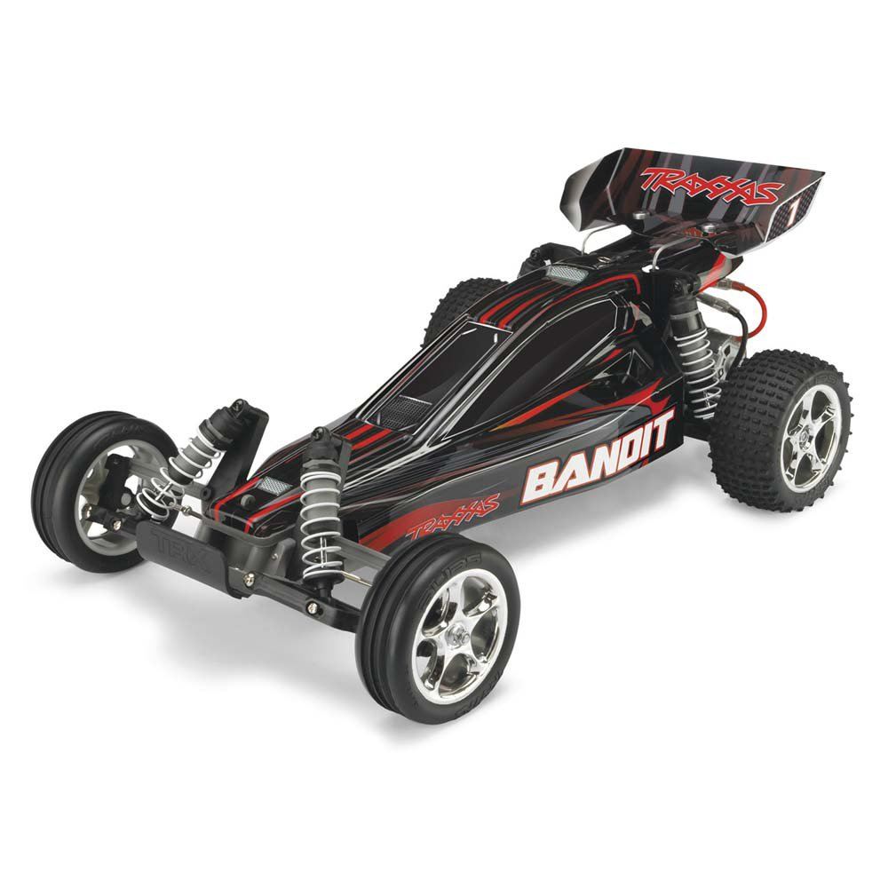 Traxxas Bandit remote control car