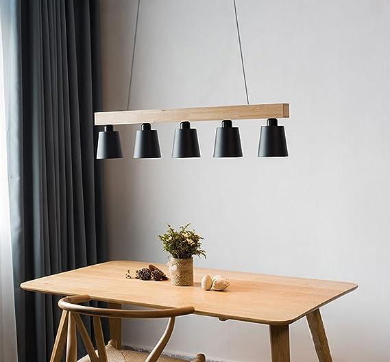 lámpara A sospensione| lámpara Colgante Plafón bombilla E27 ...