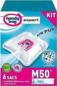 Handy bag bolsas aspiradora, para aspiradora Miele, cierre ...