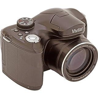 Vivitar ViviCam S1527 16.1MP Digital Bridge Camera with 18x Optical Zoom