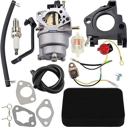 Carburetor for GENERAC GP6500 GP6500E GP7500E GP5500 8125W Rep 0J58620157 Carb