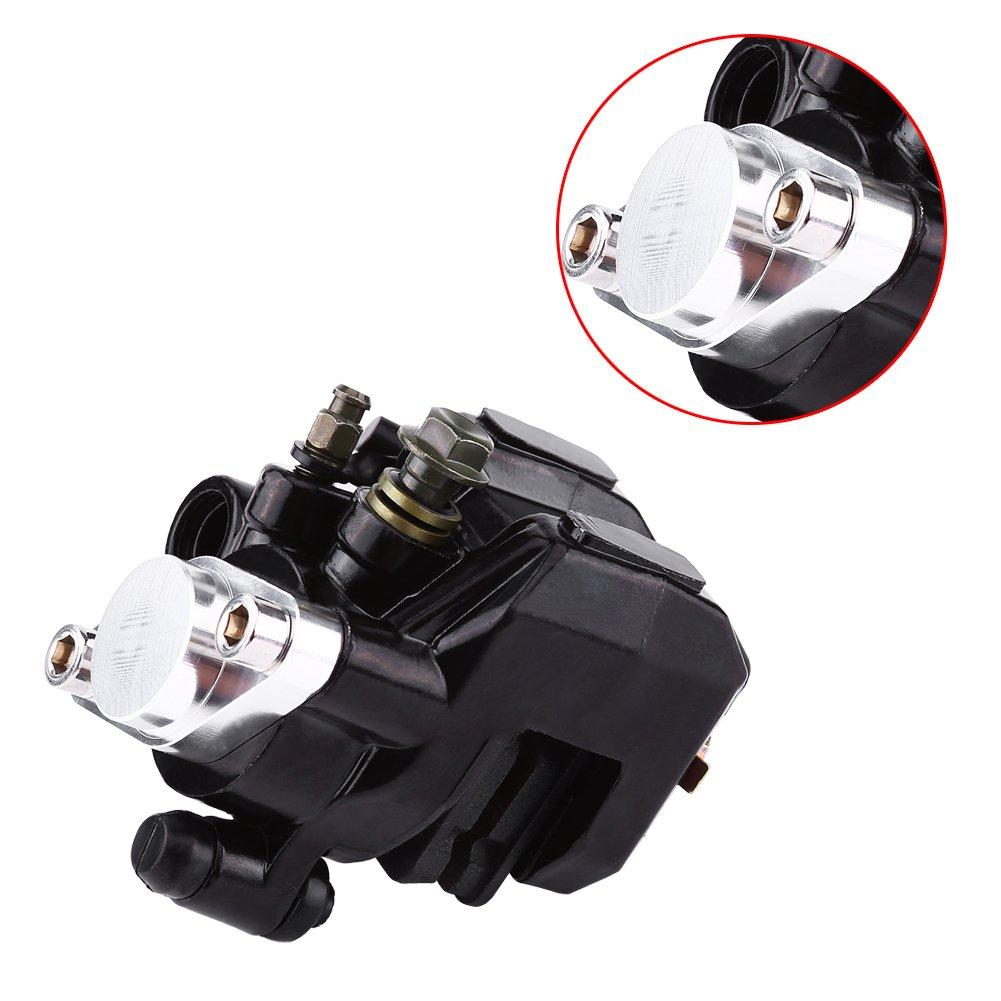 Qiilu Calibre de freno trasero ATV para Honda TRX400EX 300EX TRX 400 300 400X 250X ATC200X