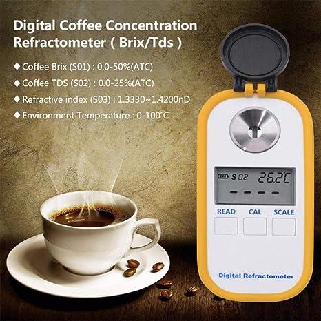 ETE ETMATE Digital Coffee Densitometer Electronic