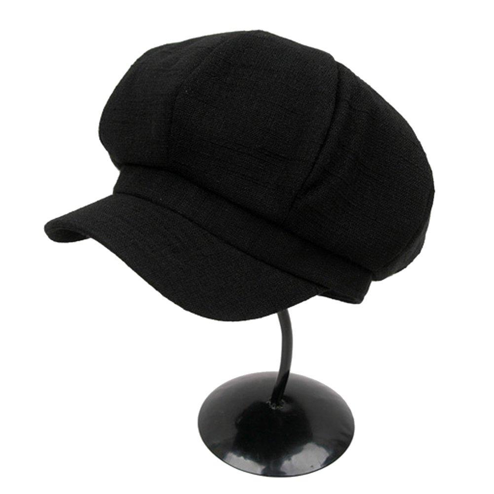 Women's Newsboy Hat Spring Summer Cotton Cap 3 Colors HL-4754
