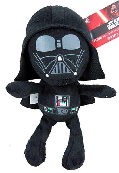 Amazon Com Disney S Star Wars Darth Vader Plush Stuffed Toy 7 Inch
