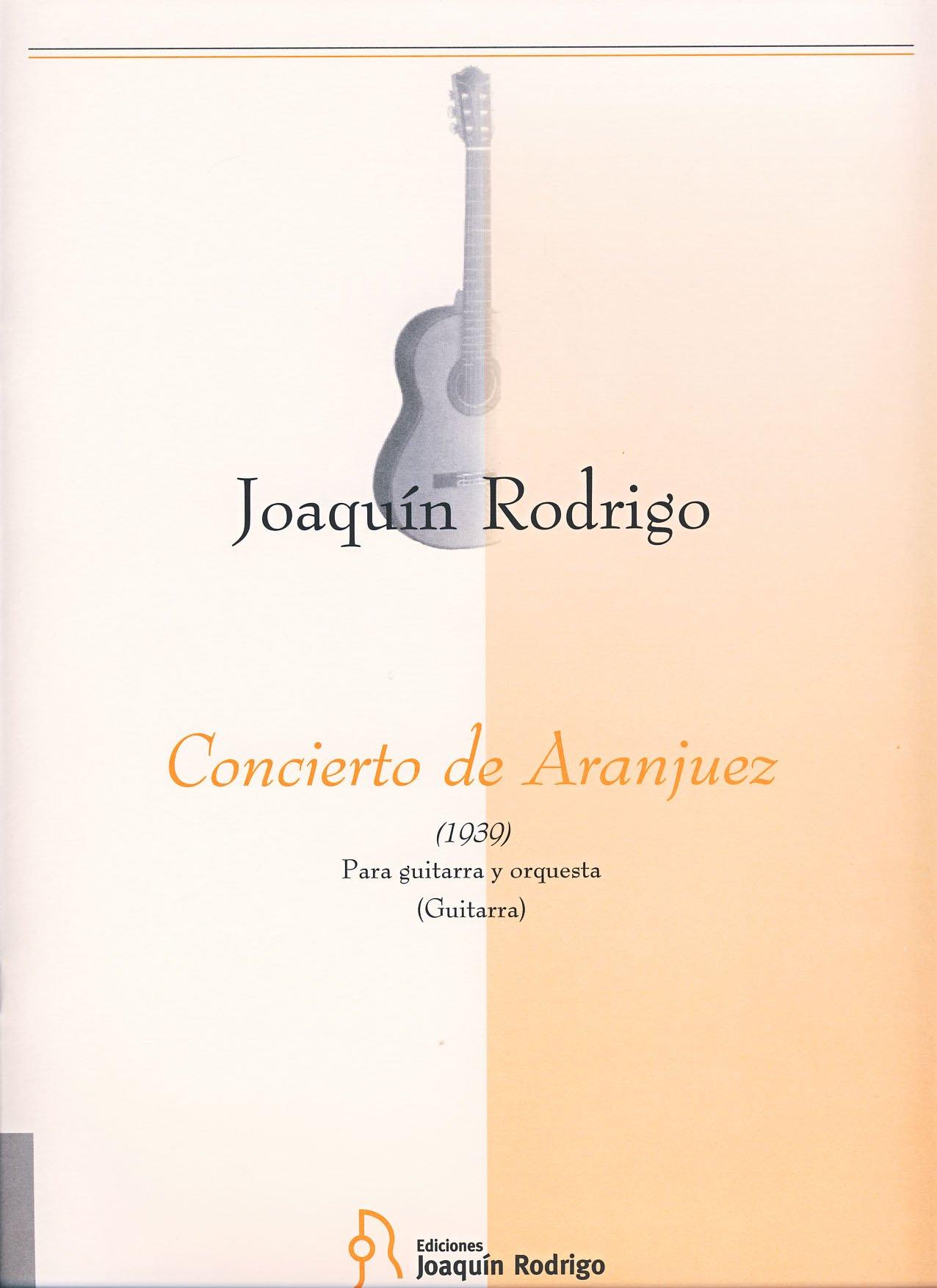 RODRIGO - Concierto de Aranjuez para Guitarra: Amazon.es: RODRIGO ...