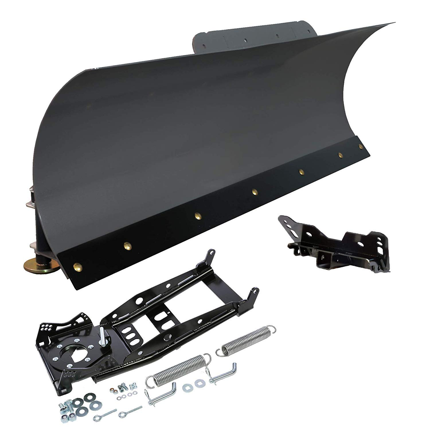 KFI 72'' UTV Steel Blade Snow Plow Kit for Kubota RTV-X 900 1100C 1120D ('Current)