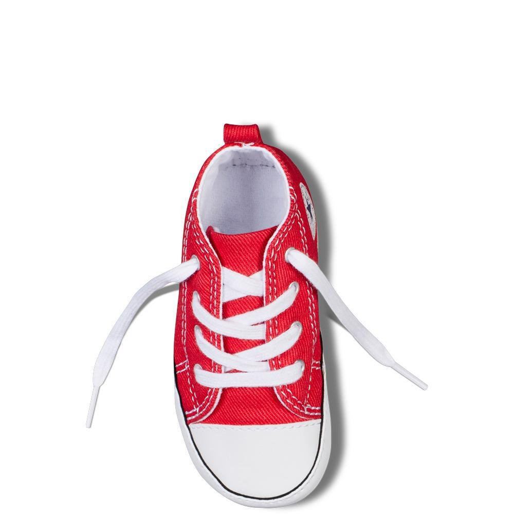 b49e60218854 Converse Kid s First Star Leather High Top Shoe