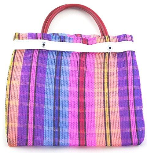 Mini Mexican Mercado Bags 12 PACK   WowMex   Chalupa Mexican Mercado Bags