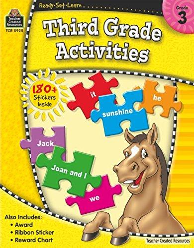 RSL: Third Grade Activities Workbook (Gr. 3)