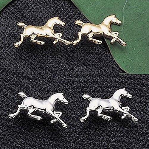 Exselle Running Horse Earrings