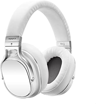 Amazon Com Oppo Pm 3 Closed Back Planar Magnetic Headphones White Home Audio Theater