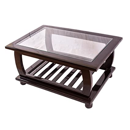 Wood Worx Wooden Charlie Center Table Ct10011 Brown