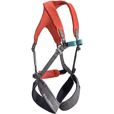 Black Diamond Momentum Full Body Harness - Kid's