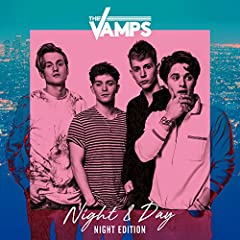 The Vamps Shades On cover