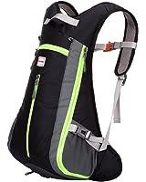 Biking Backpack, P.KU.VDSL 25L Outdoor Backpack Cycling Backpack Bicycle Rucksack Travel Rucksack Camping Running Backpack Bicycle Backpack Sport Bag Hiking Bag For Men & Women