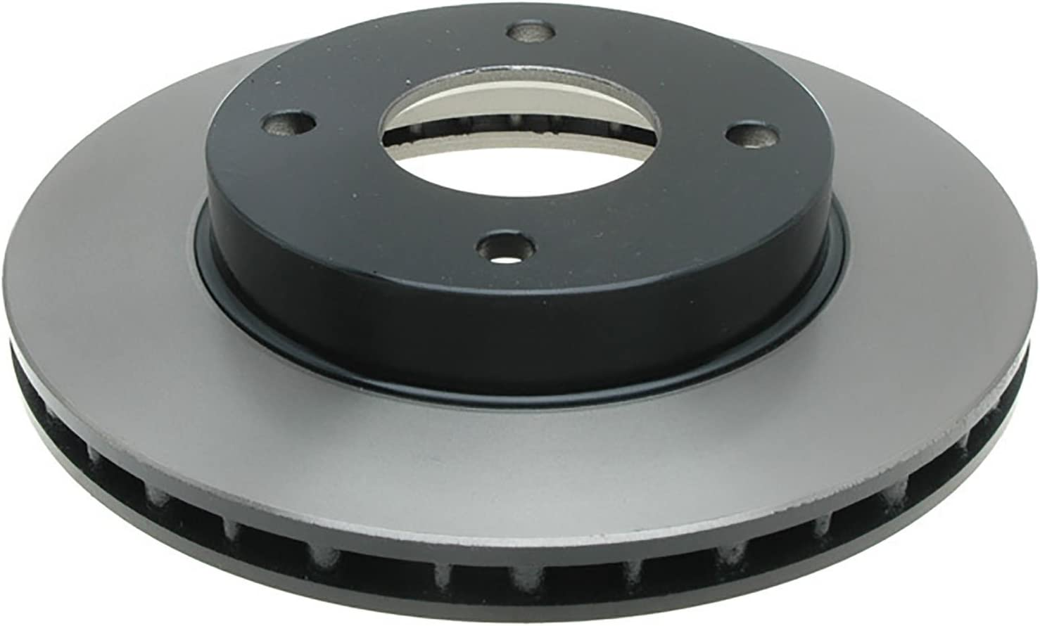 ACDelco 18A1361A Advantage Non-Coated Front Disc Brake Rotor