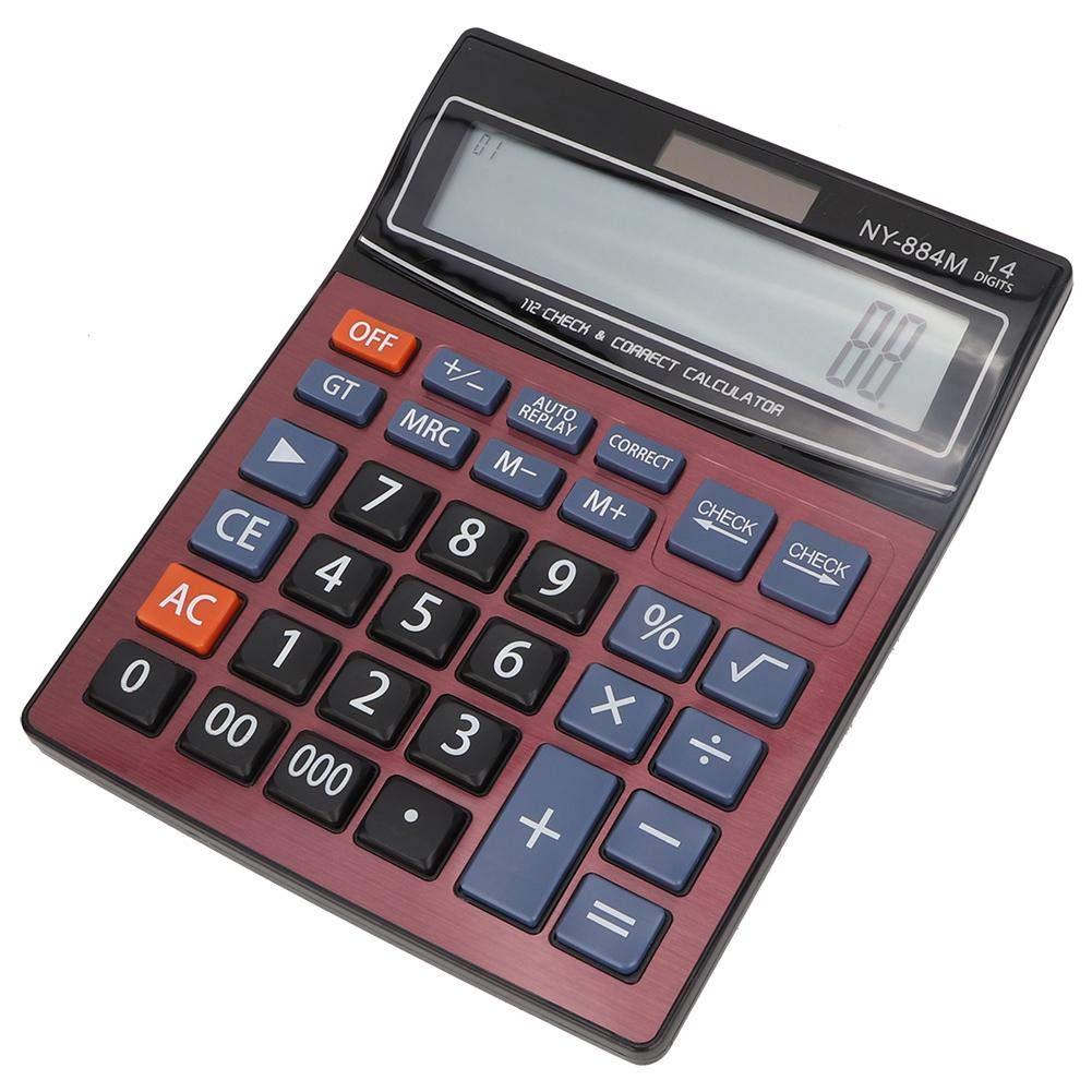 Calculadora de Escritorio, botón Hinchable Material de la PC ...