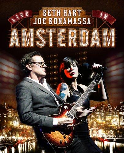 - Live In Amsterdam [2 CD]