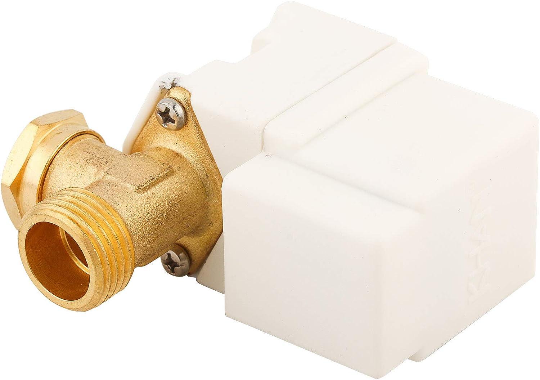 Electroválvula eléctrica Interruptor de electroválvula eléctrica N/C Electroválvula eléctrica DC 12V G1/2