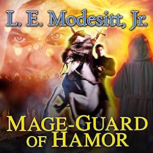 Mage-Guard of Hamor Audiobook