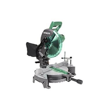 Hitachi C10FCG 15-Amp 10  Single Bevel Compound Miter Saw