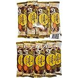Monarchy Hound Dental Chew Bone Dog Treat (14pcs x 1 oz) (Peanut Butter n' Yogurt)