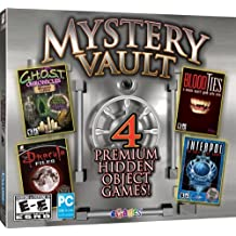 Print Craft Inc Mystery Vault Egames Jewel Case