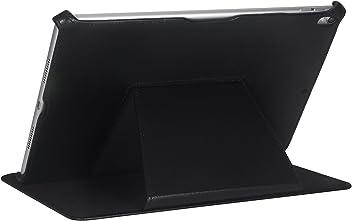 """StilGut UltraSlim V2 Case per iPad Pro 10.5"""" 2017 con funzione supporto e presentazione, Nero-V2"""