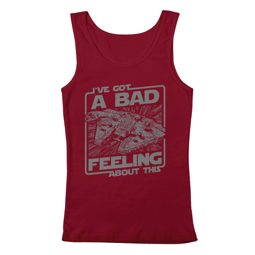 Inspi Bad Feeling About This Tank Top 5348 Shirts
