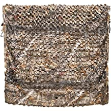 Auscamotek Woodland Camo Netting Camouflage Netting for Hunting Blinds Camping Shooting Party Decoration