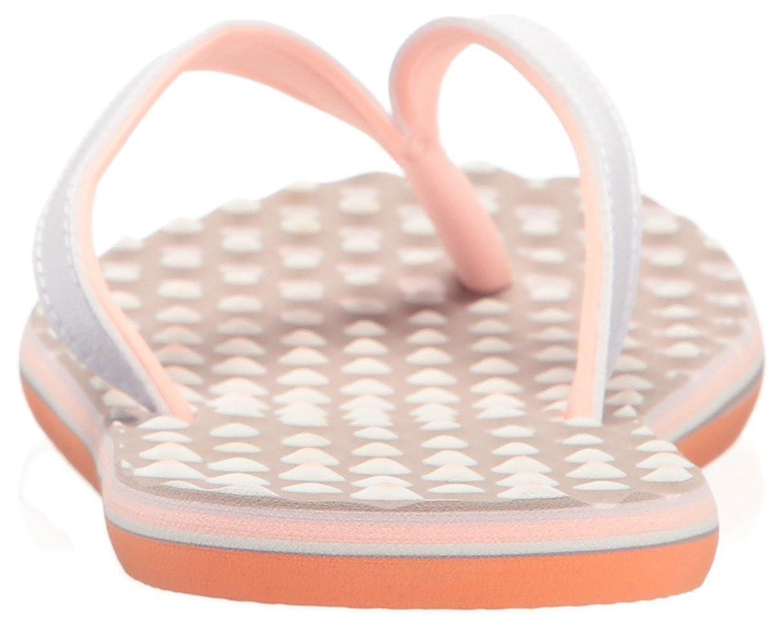 Adidas Frauen Flip Weiß/Haze Flops Weiß/Haze Flip Coral Ice Purple Fabric b99b0e