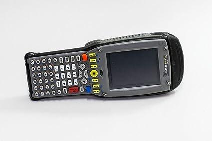 Psion teklogix updating scanner settings