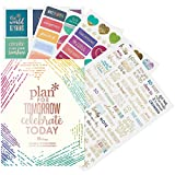 Erin Condren Designer Planner Sticker Book- Classic Collection Edition. 12 Pages (492 stickers) of stickers.