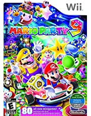 Wii Mario Party 9 - World Edition
