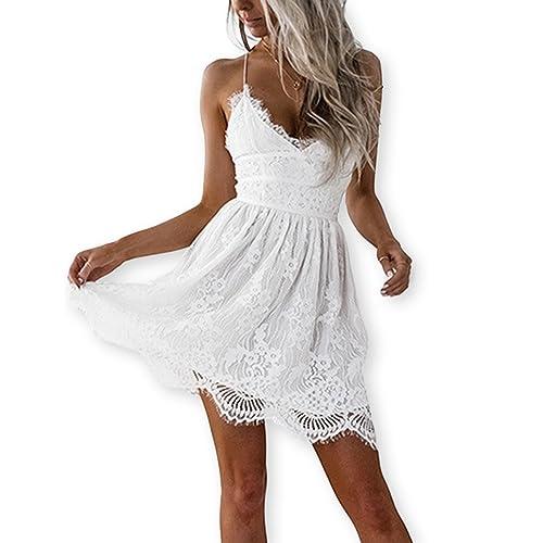 Pretty White Dresses for Juniors
