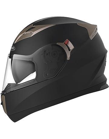 a219f6e7d Motorbike Full Face ECE Helmet - YEMA YM-829 Racing Motorcycle Helmet with  Sun Visor